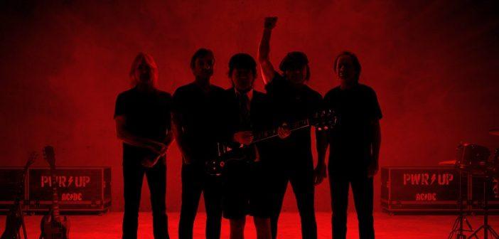 Après le single «Shot In The Dark», AC/DC vous dévoile les autres titres de «PWR/UP»