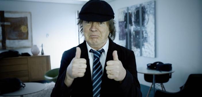 AC/DC vous emmène dans les coulisses du tournage du clip «Shot In The Dark» avec une vidéo «Behind The Scenes»