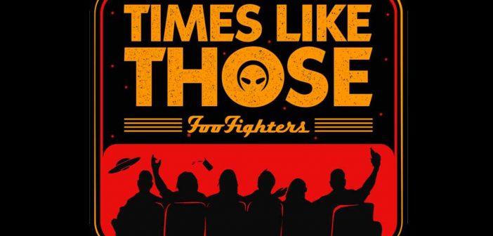 Regardez «Times Like Those» et passez 25 minutes avec les Foo Fighters pour célébrer les 25 ans du groupe !