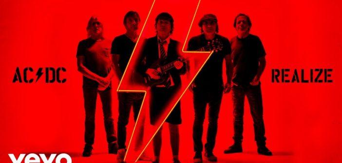 AC/DC vous offre le single «Realize» à quelques heures de la sortie de l'album «PWR/UP»