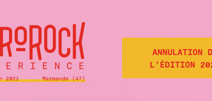 Garorock 2021 : pour ne pas dénaturer l'expérience Garorock, le festival n'aura pas lieu cette année…