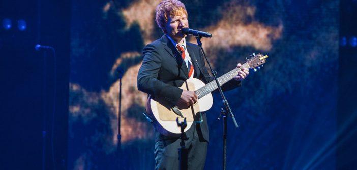 Quand Ed Sheeran chante ses tubes interplanétaires à sa fille : «Elle ne fait que pleurer !»