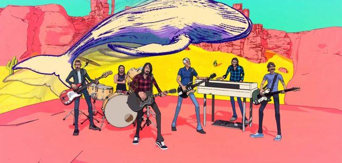 Foo Fighters dévoile le clip de «Chasing Birds», extrait de «Medicine At Midnight»