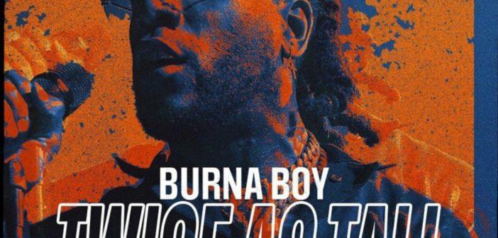 Burna Boy rajoute, en plus de l'Accor Arena de Paris, des concerts à Bordeaux et Nantes en novembre 2021 !