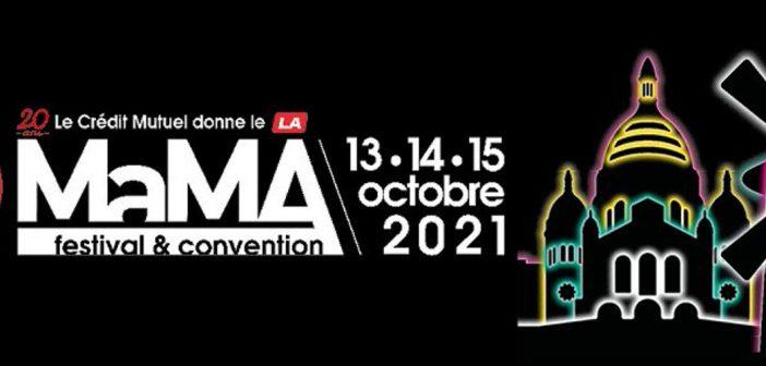 Le MaMA Festival 2021 dévoile les 28 premiers noms de sa nouvelle édition !