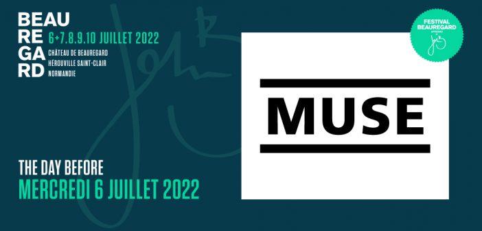 Muse ira ouvrir le festival Beauregard 2022 avec un concert exceptionnel !