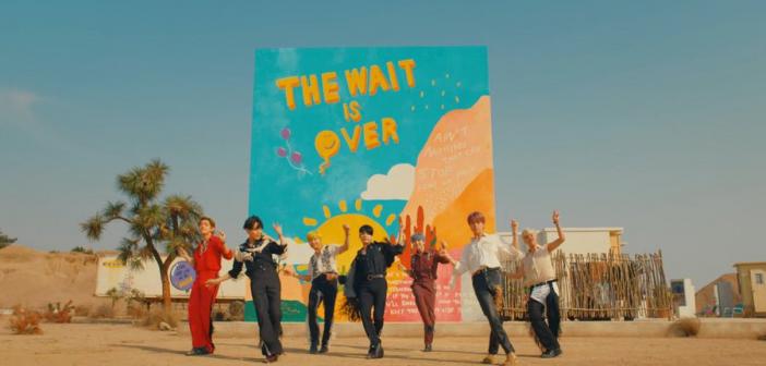 BTS vous offre le clip vidéo de «Permission To Dance», son tout nouveau single concocté par Ed Sheeran !
