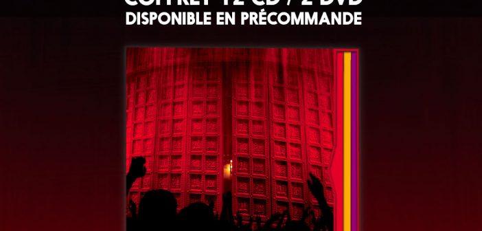 En attendant l'ouverture de la billetterie des concerts «Nevermore 2023», Mylène Farmer ressort une intégrale