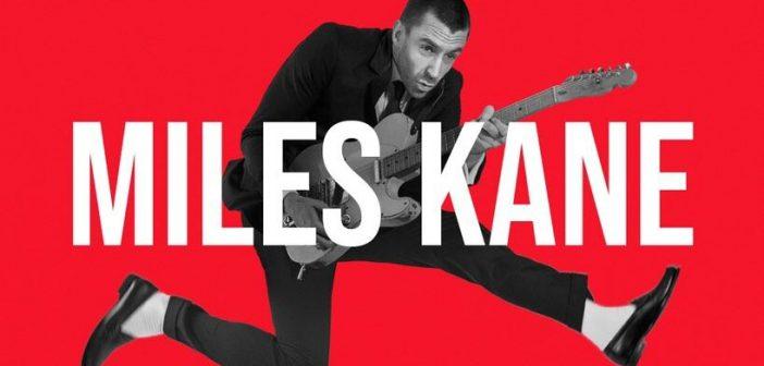 Miles Kane annonce 4 concerts en France dont un à l'Olympia de Paris en avril 2022 !