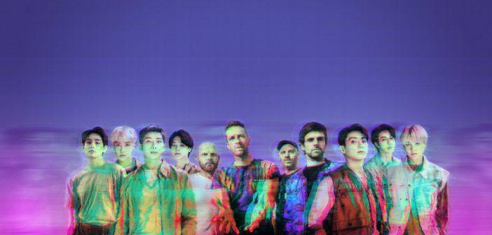 C'est officiel : Coldplay dévoilera le 24 septembre, «My Universe», un featuring avec BTS !