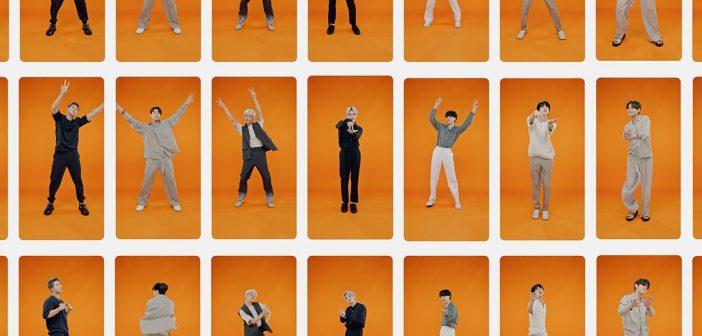 BTS et Chris Martin de Coldplay parlent danse, ARMY et musique pour «Released»