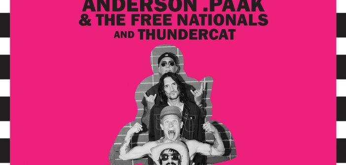 Red Hot Chili Peppers en concert au Stade de France, à Paris, en juillet 2022 : où et comment acheter son billet !