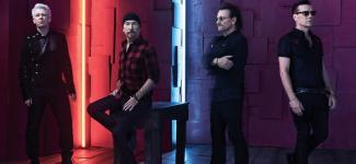 "Les ""Songs Of Experience"" de U2 débarquent à l'AccorHotels Arena"