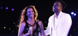 Beyoncé et Jay-Z arrivent au Stade de France en 2018 !