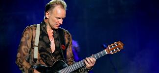 En août 2019, Sting jouera ses plus grands classiques à Colmar !