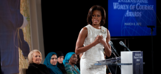 En 2019, Michelle Obama sera à l'AccorHotels Arena de Paris