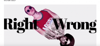 "Victor Solf publie ""Right Wrong"" en collaboration avec Ivan Nord"