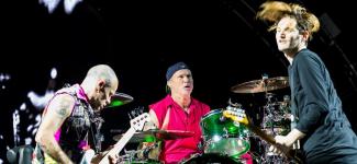 Les Red Hot Chili Peppers sont bel et bien de retour en studios !