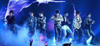 BTS en concert au Stade de France en juin 2019 !