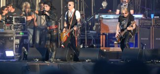 Les Hollywood Vampires vont sortir un second album