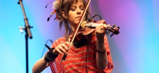 Lindsey Stirling et son violon en concert à Paris en 2019 !
