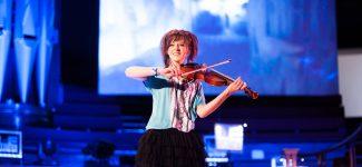 La violoniste Lindsey Stirling en concert à Bordeaux en 2019 !