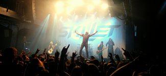 SKILLET investira le Bataclan le temps d'un concert en décembre !