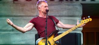 Sting revient cet automne pour une tournée dans toute la France !