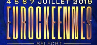 Ne ratez pas l'édition 2019 des Eurockéennes de Belfort !