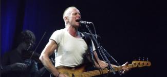 Sting ajoute une date à Grenoble en octobre !