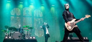 Ghost viendra hanter le Luxembourg en décembre !
