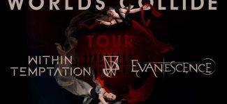Evanescence et Within Temptation se rejoignent le temps d'une tournée européenne !