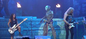 Iron Maiden en concert à la Paris Défense Arena en juillet 2020 : bien choisir sa place, voici le plan de salle !