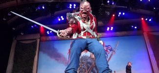 Iron Maiden en concert à la Paris Défense Arena en juillet 2020 : prévente sold out, que faire ?