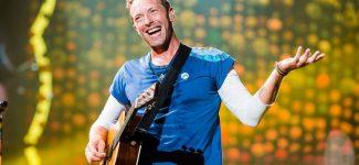 Coldplay vient donner des concerts en France...mais à la télé et à la radio...