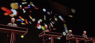Kraftwerk annonce deux concerts, à Clermont-Ferrand et Nîmes en mai 2020